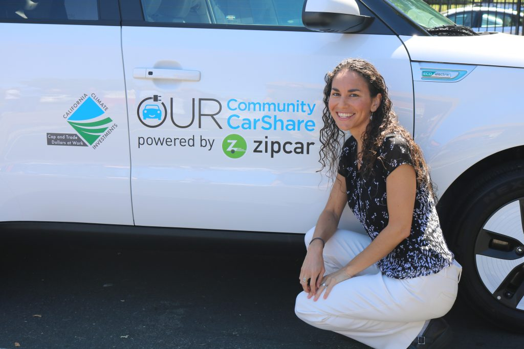 Launch of Our Community CarShare Sacramento